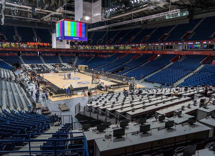 Štark Arena (Krepsinis.net nuotr.)