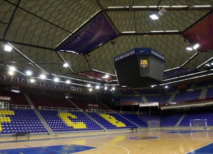 Barselonos klubas turi kuklią areną
