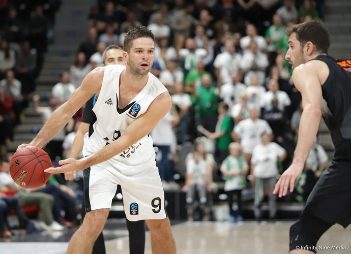 M.Kalnietis tapo mačo MVP