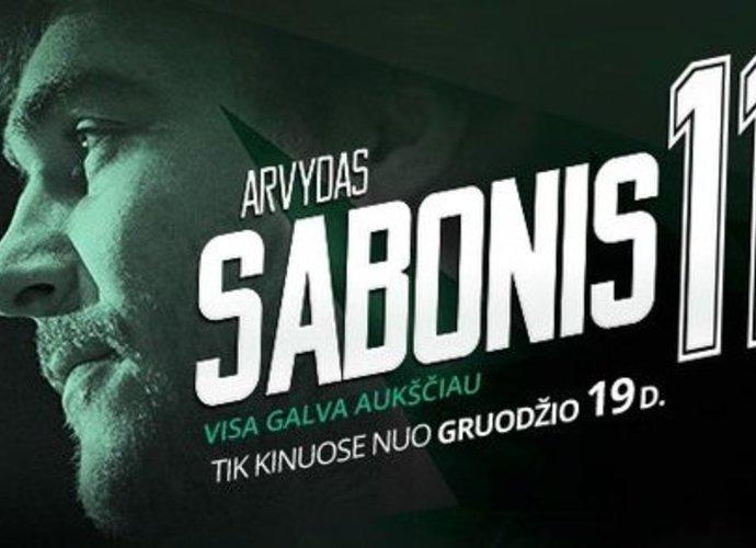 """Pristatytas filmas """"Arvydas Sabonis. 11"""""""